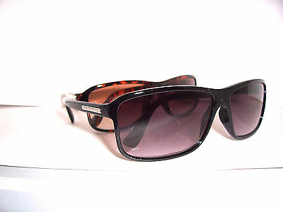 NEW READING SUNGLASSES SUN READER Full LENS MAGNIFIED CHOOSE POWER and COLOR