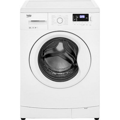 Beko WMB101433LW A+++ 10Kg 1400 Spin Washing Machine White New from AO
