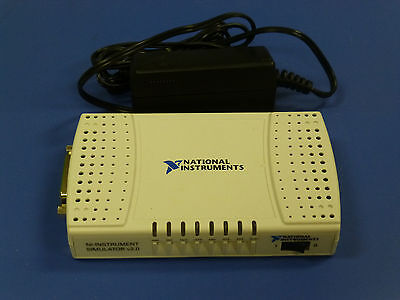National Instruments NI Instrument Simulator v2.0 GPIB / RS-232, Power Supply