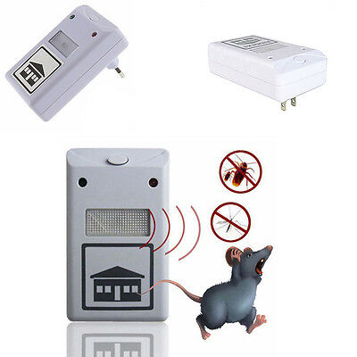 Fashion Household Electronic Product Ultrasonic Wave Mosquito Repel Dispeller
