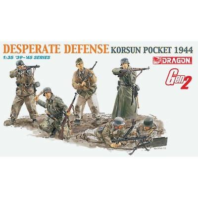 NEW Dragon Models 1/35 Desperate Defense Korsun Pocket 1944 6273