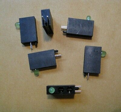 KTL-38G-1D, KUANG TIEN ELECTRONICS, GREEN LED,  100 pieces