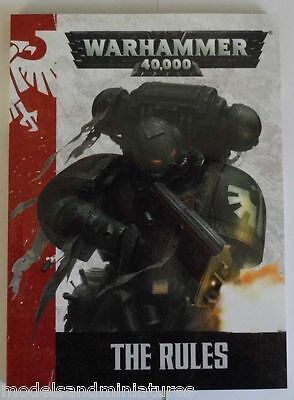Warhammer 40K Dark Vengeance Rulebook 7Th Edition