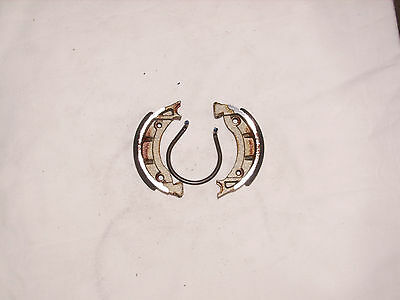 Set Brake Shoes for Front or Rear DKW, FICHTEL & Sachs, Hercules 051-155-008