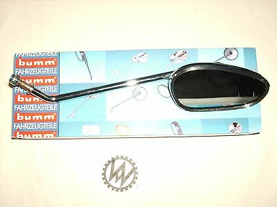 Moped Mirror Kreidler Florett Left (911/6pl, 3954)