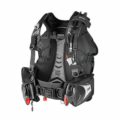 Mares Bolt SLS Dive Scuba Diving Men's BCD Buoyancy Compensator XS