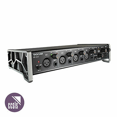 TASCAM US-4x4 4-IN / 4-OUT AUDIO MIDI USB INTERFACE