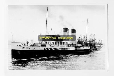 rp4934 - Paddle Steamer - Jeannie Deans - photo 6x4