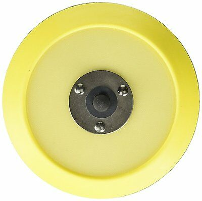 """Chemical Guys 6"""" Inch Dual-Action Hook & Loop Flexible Backing Plate CXX"""