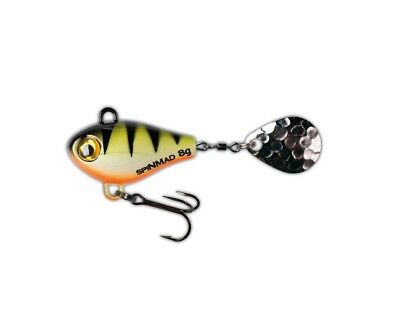 Spinmad Tailspinner JIGMASTER 8g Farbauswahl