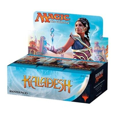Kaladesh 36-Booster Box 36 Buste MTG MAGIC KLD English