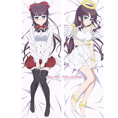 New Game Dakimakura Hifumi Takimoto Anime Girl Hugging Body Pillow Case Cover