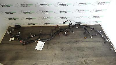 2014 Peugeot 107 1.0 Petrol - Engine Wiring Loom / Harness With Plugs (No Cuts)