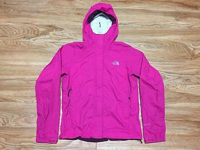 North Face Venture Hyvent Dt Outdoor Hiking Rain Parka Jacket Womens Xs