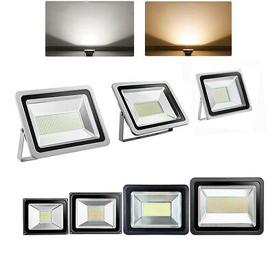 LED Floodlight High Power 500W 300W 200W 150W SMD Outdoor Security Flood Lights