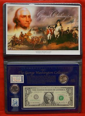 United State Commemorative Gallery The George Washington Collection