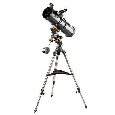 Celestron 31051 AstroMaster 130EQ-MD Reflector With Motor Drive