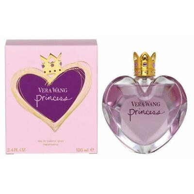 PRINCESS by Vera Wang for women EDT 3.3 / 3.4 oz New in Box