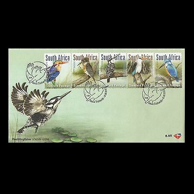 South Africa 2016 Kingfisher FDC