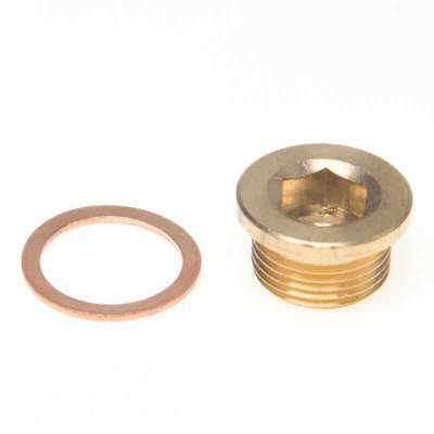 Engine Oil Change Pan Sump Plug Service Replacement - Guidepro 095410U11