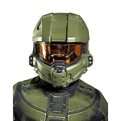 Boy's Halo Master Chief Mask Costume for Halloween, Costume Themed Party .