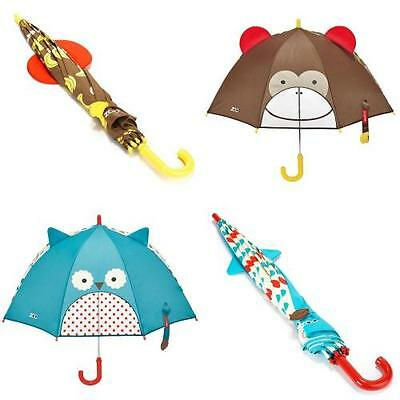 Skip Hop Toddler Umbrella Rain Cover Child Great Quality Monkey Owl
