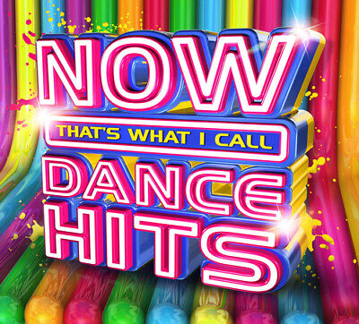 Various Artists : Now That's What I Call Dance Hits CD (2016)