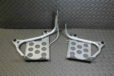 NEW Heel Guards footrest stand Yamaha Banshee left & right nerf bars 1990-2006