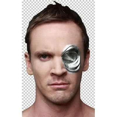 Terminator T1000 Prosthetic Eye Fancy Dress