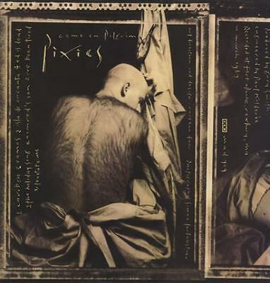 PIXIES - Come On Pilgrim - Original 1987 UK 4AD FIRST PRESSING 8-track vinyl LP,
