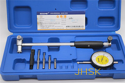 new SHAHE high quality  Dial Indicator Bore Gauge 50-160mm Hole measurement