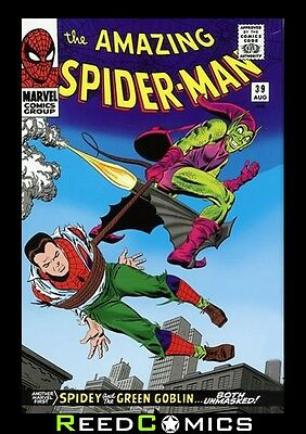 AMAZING SPIDER-MAN OMNIBUS VOLUME 2 HARDCOVER (Black Mark On Pages - See Photo)