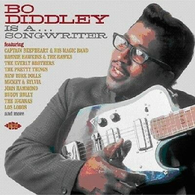 Various Artists - Bo Diddley Is a Songwriter / Various [New CD] UK - Import