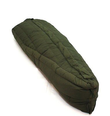 Sleeping bag Extreme cold weather ECW bag US Army issue Down Feather