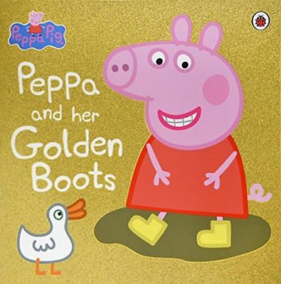 NEW Peppa Pig: Peppa and Her Golden Boots