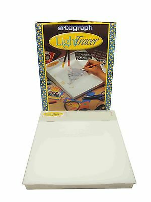 "artograph LightTracer LIGHT BOX 10""x12"" Slanted Tracing Surface 100% Working Box"