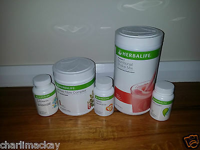 Herbalife Quickstart Weight Loss Programme BERRY FLAVOUR EXP: 5/17 Onwards