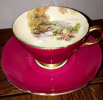 SHELLEY FINE BONE Tea Cup & Saucer Seconds Ware