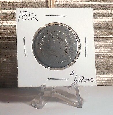1812 Classic Head  Large Cent Priced to Sell