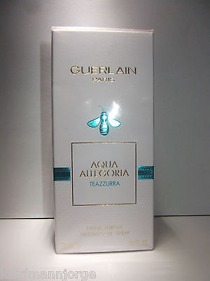 Aqua Allegoria Teazzurra EDT by Guerlain Paris, Original u. Ovp (woman) 75 ml