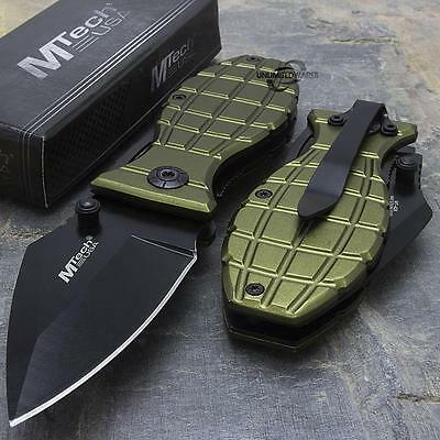 "MTECH USA 6"" GRENADE Folding Knife / Pocket Knife - FAST@FREE POST!"