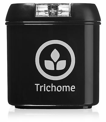 Trichome DankTank - 5-Ounce Airtight Smell Proof Container Storage Stash Jar