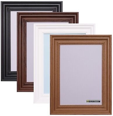 Photo Picture Frame Large Maxi Poster Size Frames Black Oak White A1 A2 A3 A4