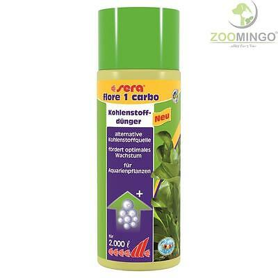 sera flore 1 carbo 500 ml