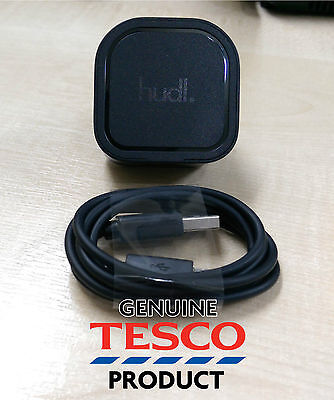 NEW Tesco Genuine Official Hudl 2 Charger Latest V2  - 1st Class Delivery