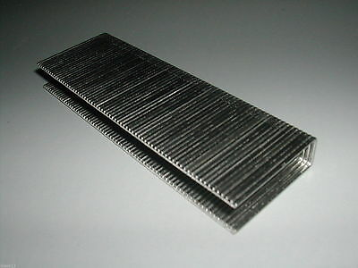 """7612PS Stainless Steel Staples 16 Gauge Bostitch S4 Crown x 1 1/2"""" (1,000)"""