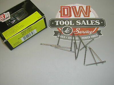 Nail Steel 2 inch 10 qty finish nails 2 inches hardware carpentry floors studs