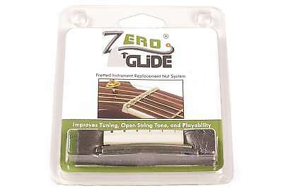 Genuine Zero Glide ZS-1 Slotted nut replacement system for Gibson Guitars - NEW