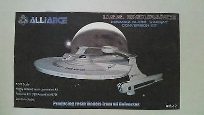 Alliance 1:537 U.S.S. Endurance Conversion Kit