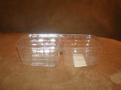 Longaberger Biscuit or Small Loaf Basket Divided Protector